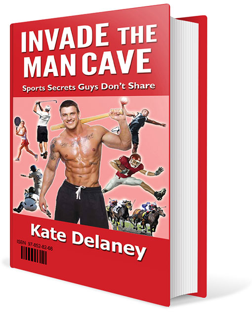 Kate Delaney Invade the Man Cave